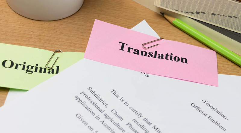 Online Document Tranalation Services in Houston